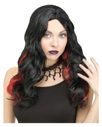 Gothic Vampira Perücke
