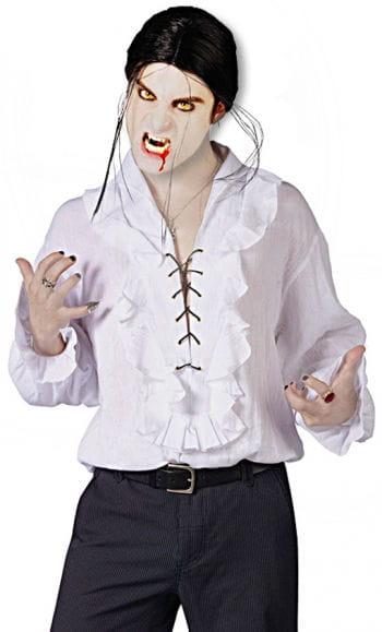 Vampire Shirt weiß