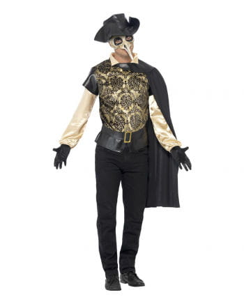 Venetian Plague Doctor Costume