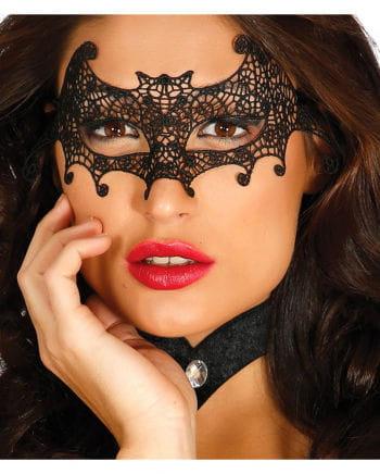 Venezianische Stoffmaske Fledermaus