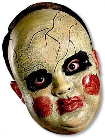 Creepy Doll Face Mask