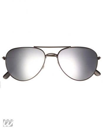 Polizei Spiegelbrille
