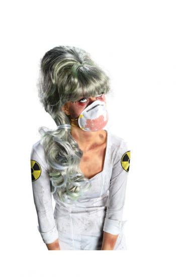 Irradiated Nurse Wig