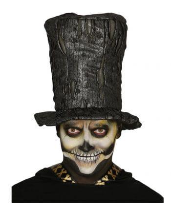 Crazy Halloween cylinder