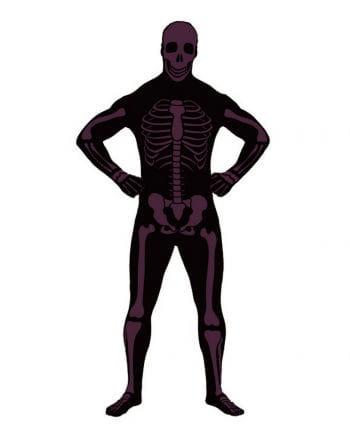 Skelett Bodysuit