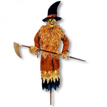 Scarecrow with Scythe