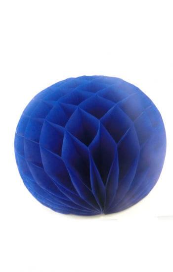 Blauer Wabenball 50 cm