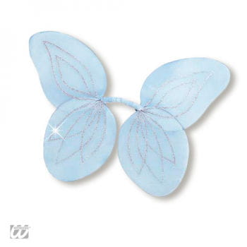 Forest Fairy Wings for Kids Blue