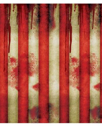 Wandfolie blutige Zirkus Manege