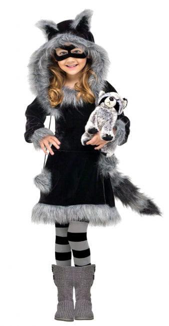 Waschbär Kleinkinder Kostüm
