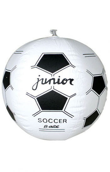 Wasserball Fußballdesign