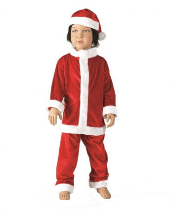 Weihanchtsmann Kostüm für Kinder