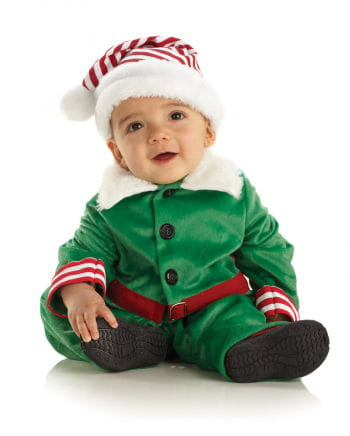 Christmas Elf Kids Costume XLarge