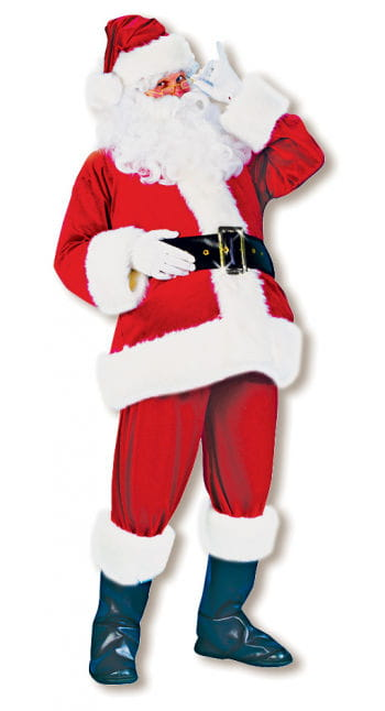 Santa Claus costume velvet XXL