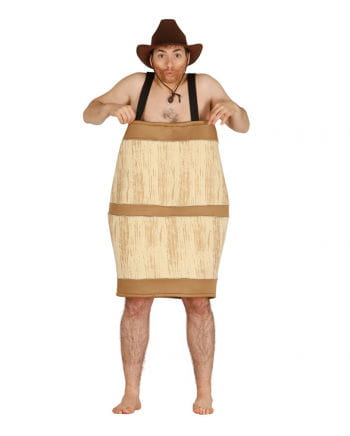 Wine barrel costume
