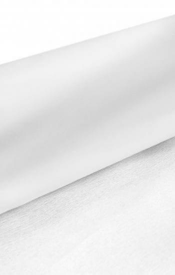 Niflamo crepe paper white 10 meters
