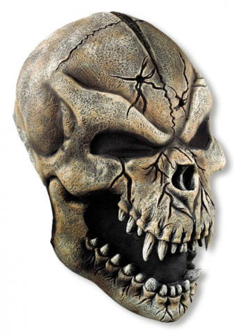 Werewolf Demon Skull Mask