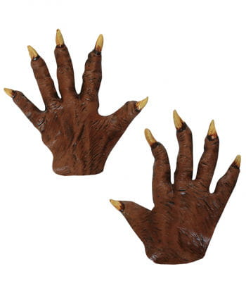 Werewolf Gloves Premium