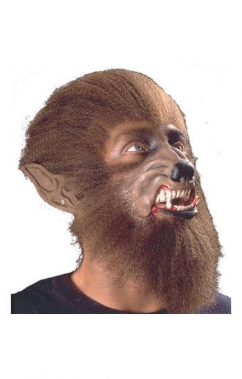 Wolfsmann Latex Maske