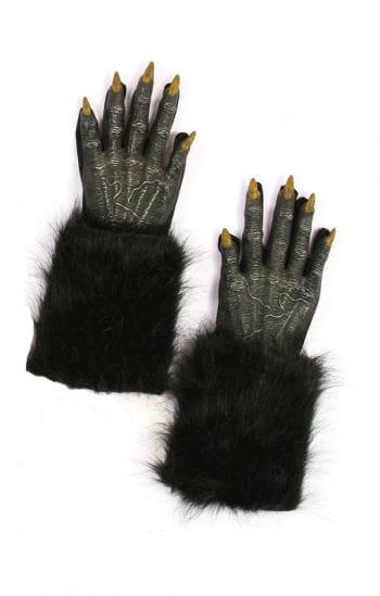 Werwolfpranken schwarz