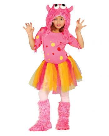 Wild Child Kinderkostüm Pink
