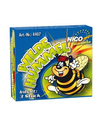 Wilde Hummel Bodenfeuerwirbel 3er Pack
