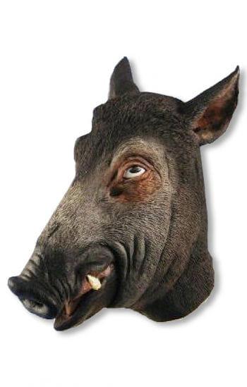 Wildschwein Maskerade