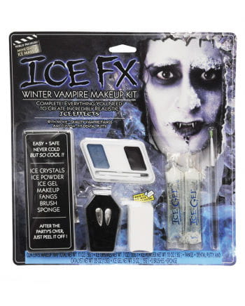 Winter Vampir / Ice FX Make Up
