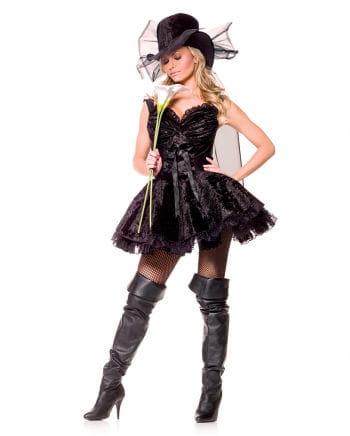 Merry Widow Premium Costume S