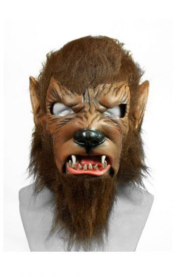 Wolfman Premium Mask
