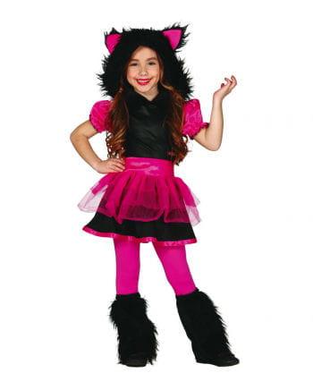 Wolf Girl Child Costume