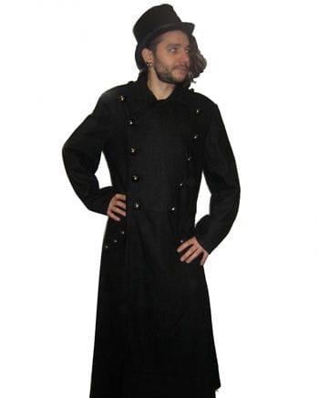 Wollmantel Uniformstil Gr.S