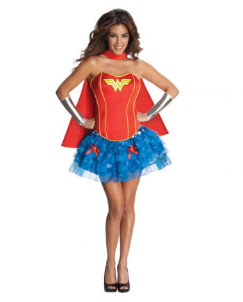 Wonder Woman Costume Corsets