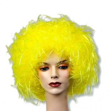 Tousled Wig Yellow