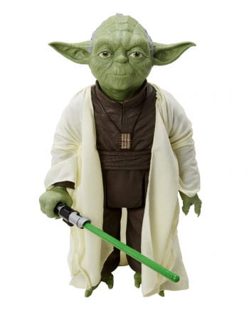 Star Wars Yoda standing figure
