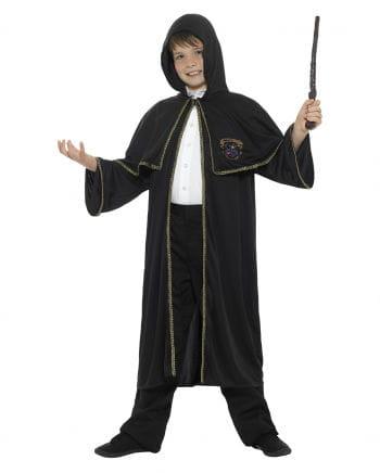 Schwarzer Zauber Mantel