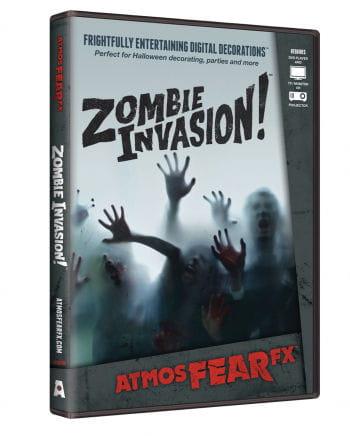 Zombie Apocalypse TV Halloween Effekt DVD