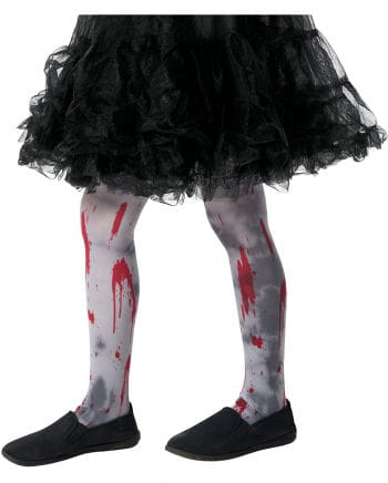 Kinderstrumpfhose Zombie