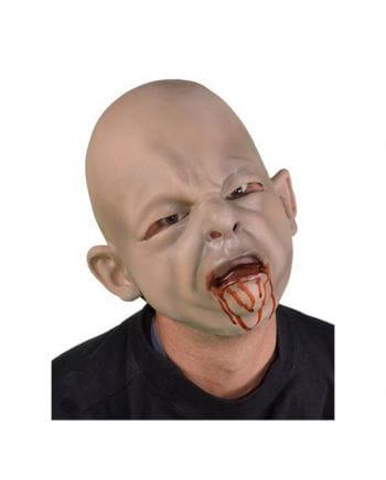 Latex-Maske Zombie Baby