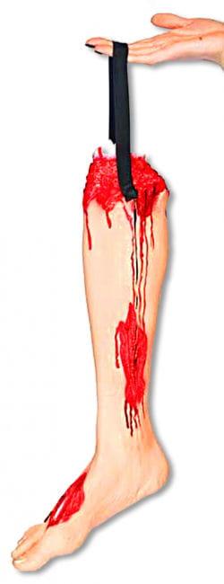 Zombie Bein Handtasche