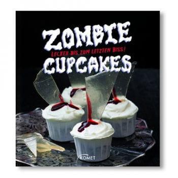 Zombie Cupcakes Rezeptbuch