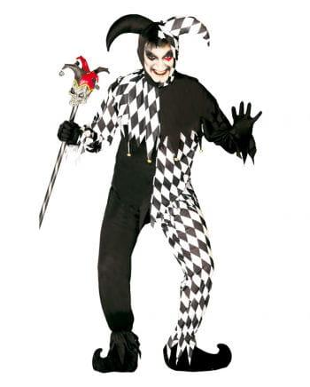 Böser Harlekin Kostüm