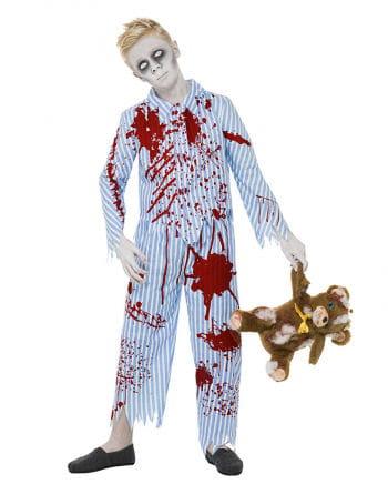 Zombie Schlafanzug für Jungs