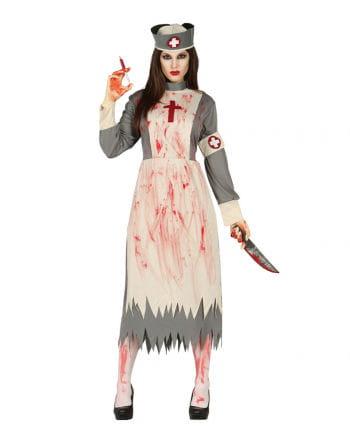 Zombie hospital nurse costume