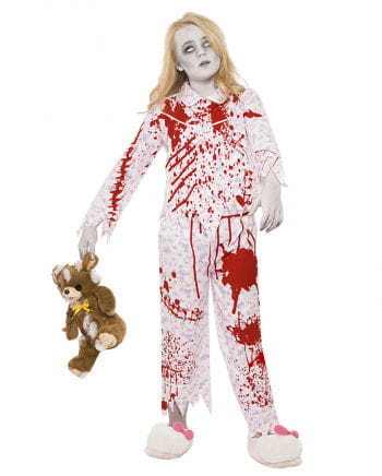 Zombie pajamas for girls