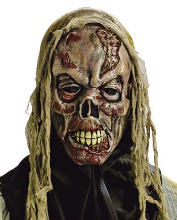 Fetzen Zombie Skull Horror Maske