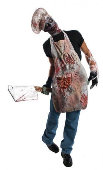 Blutige Zombie Kochschürze