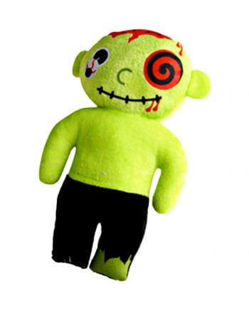 Zombie-Puppe aus Plüsch