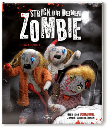 Zombie Knitting Book