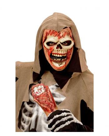 Zombie Totenschädel Maske